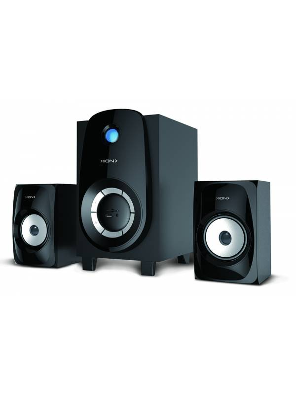 Home Theater Xion 2.1 Bluetooth.
