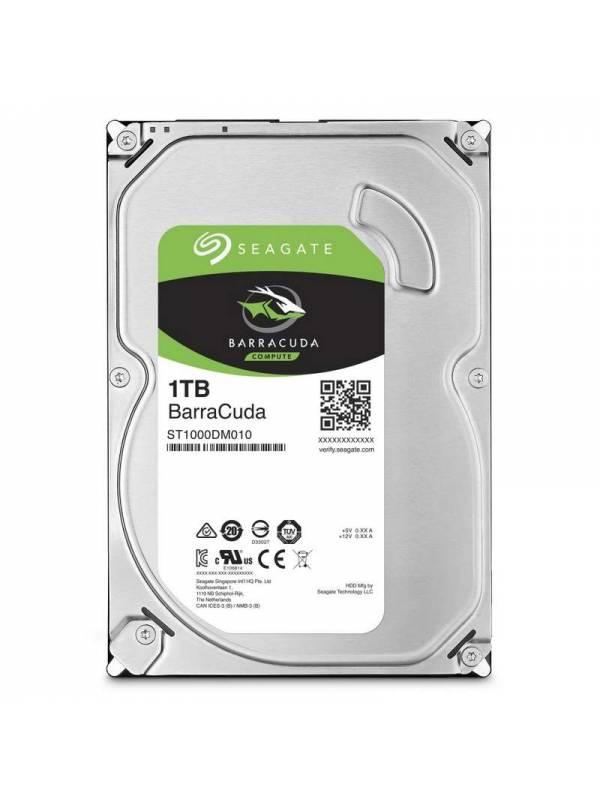 Disco Duro PC  1TB Seagate Skyhawk 3.5'' 6 Gbit/s 7200RPM