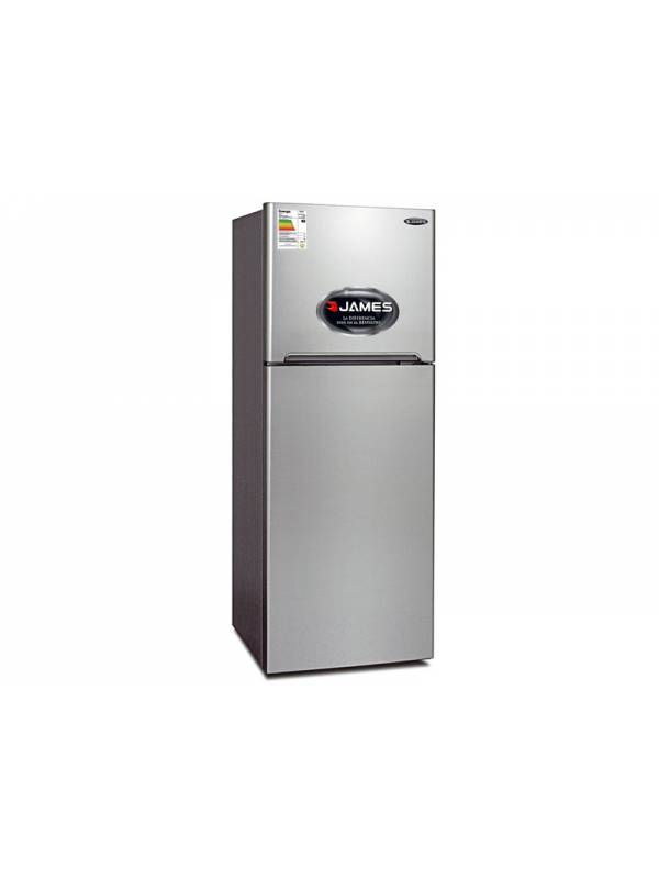 Heladera James Frio Seco C/Freezer Inox.