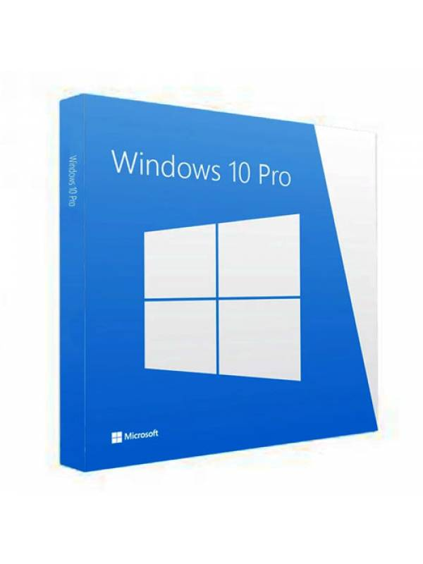 Licencia Windows 10 Pro 64 bits Oem Dvd Español