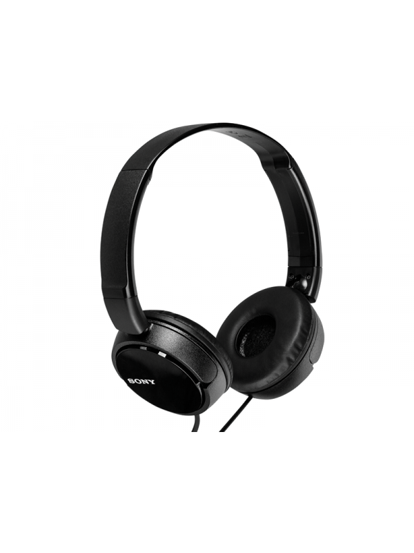 Auriculare Sony Vincha Mdr ZX110 Plegable Color Negro Nnet
