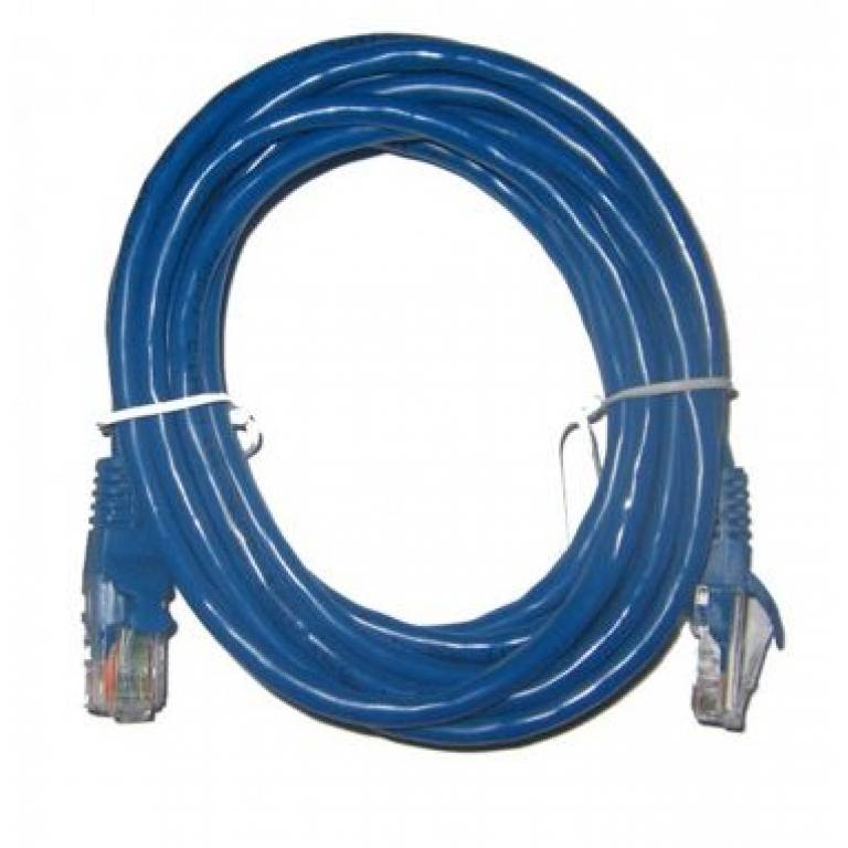 Patch Cable UTP Internet 3 Mts Cat 6E