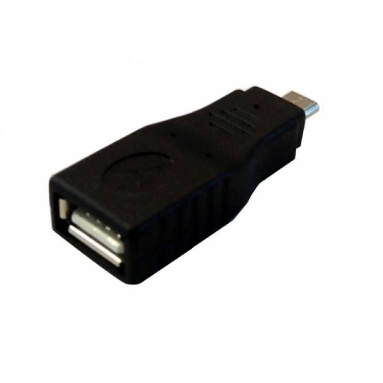 Adaptador Xtreme Micro USB Macho a USB Hembra Conversor