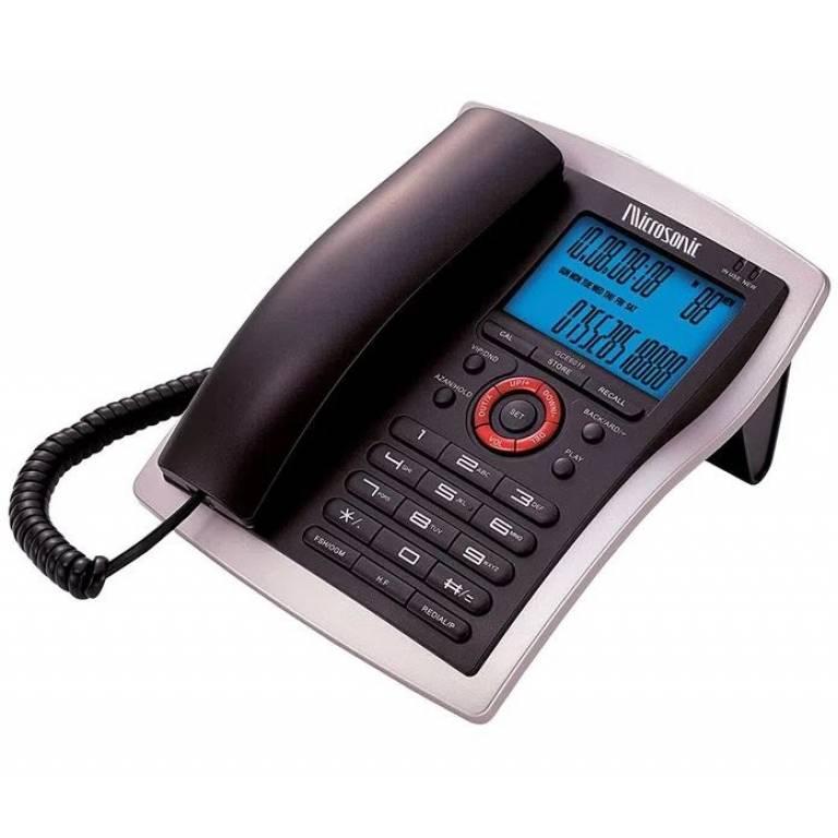 Telefono Microsonic Captor 6019 Panta