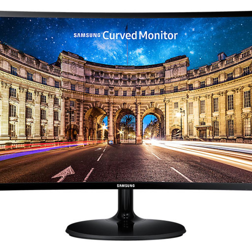MONITOR SAMSUNG CURVO 24 FULL HD HDMI AMD FREESYNC 4 GTG MS