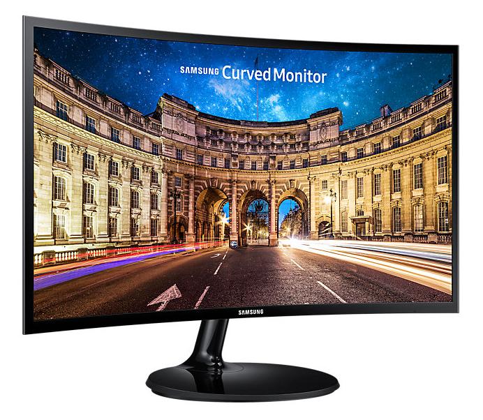 Monitor Samsung 24 Pulgadas Curvo Gamer Full Hd
