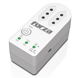 Alargue Regulador Forza FVP-1202B-C 2 tomas de Corriente 220v