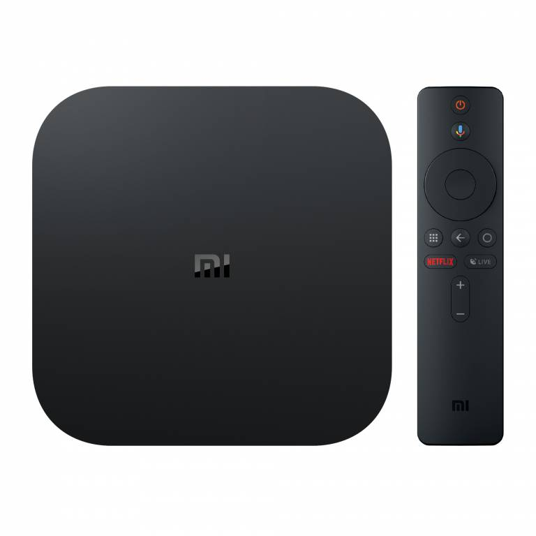 Android TV Xiaomi Mi Box S 4K 2GB 8GB