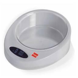 Balanza Cuori Display Digital 5Kgs Domestica Bowl Removible