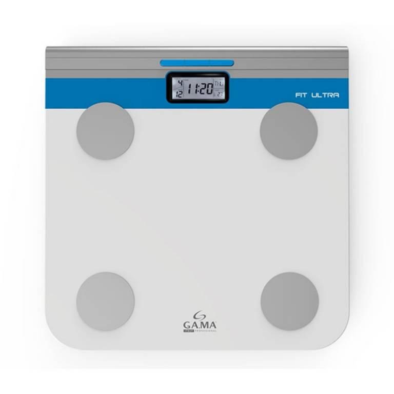 Balanza Digital Gama Fit Ultra Peso Máximo 150KG