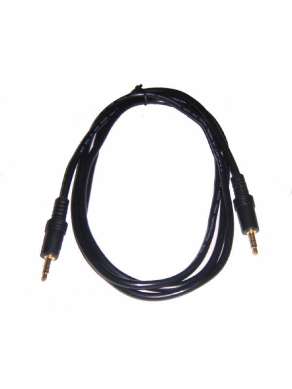 Cable De Audio Spica Conector 3.5 Milímetros 1.5 Metros