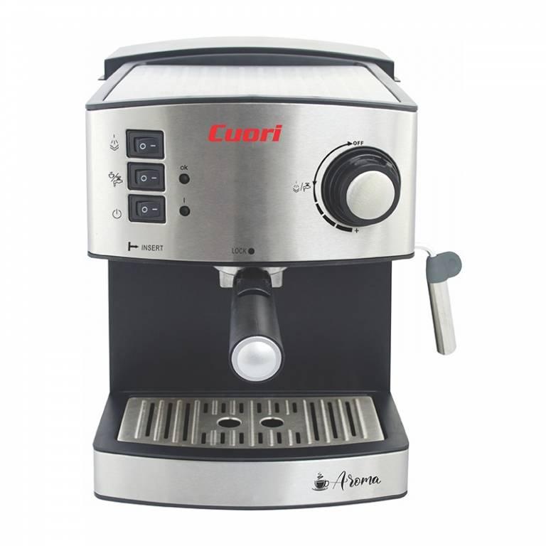 Cafetera Express Cuori Aroma 850W 15 Bares 1.8 Litros