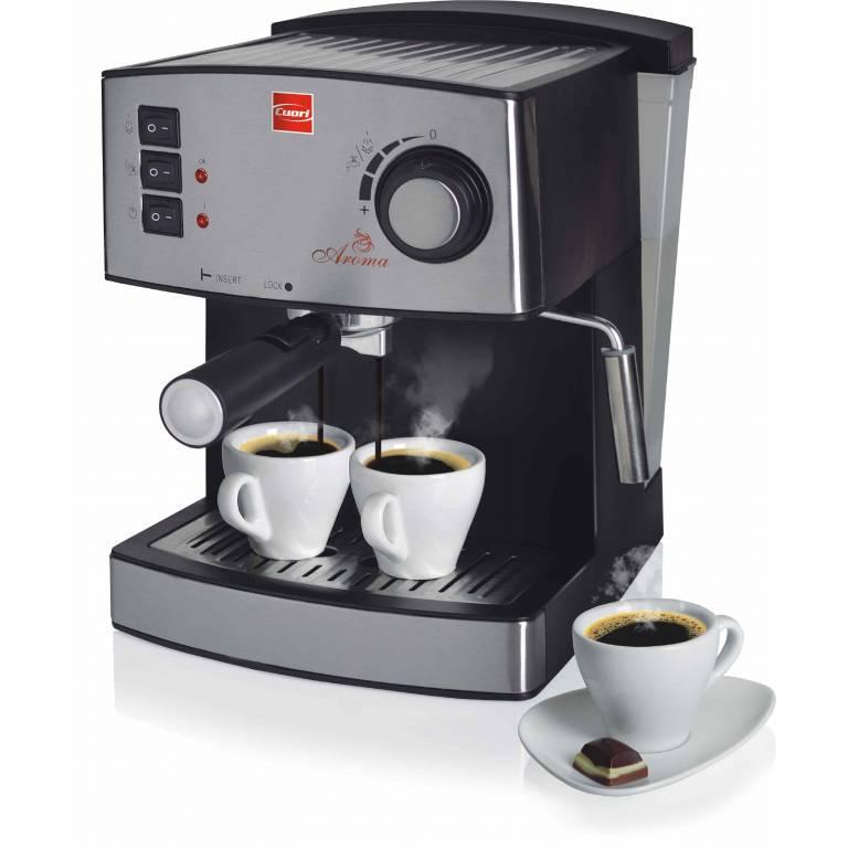 Cafetera Express Cuori Con Bomba De Presión 850W 230V 1.8 L De 15 Bares