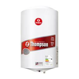 Calefón Thompson 60 Litros Tanque de Acero con Proceso Permaglass