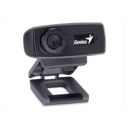 Cámara Web Genius Facecam 1000X 720p HD con Micrófono