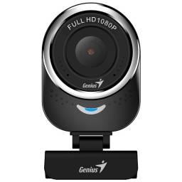 Camara Web Genius Qcam Full HD 1080p Microfono Zoom Skype