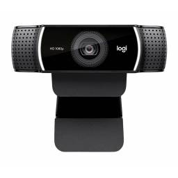 Cámara Web Logitech C922 Pro Full Hd Streaming Tripode