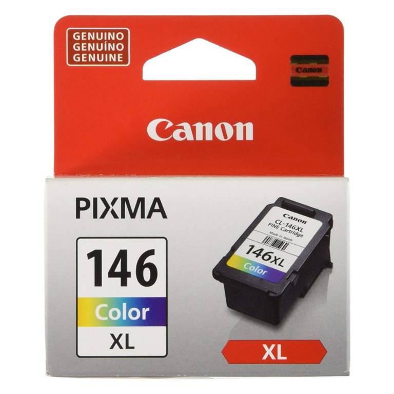 Cartucho de Tinta Canon CL-146XL Color Original