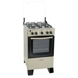 Cocina a Gas James C105B 4 Hornallas Titanium