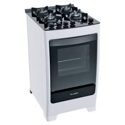 Cocina James C 700 V 4 Hornallas E.Electrónico Blanca