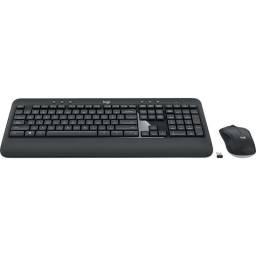 Combo Teclado Mouse Logitech MK540 inalámbrico