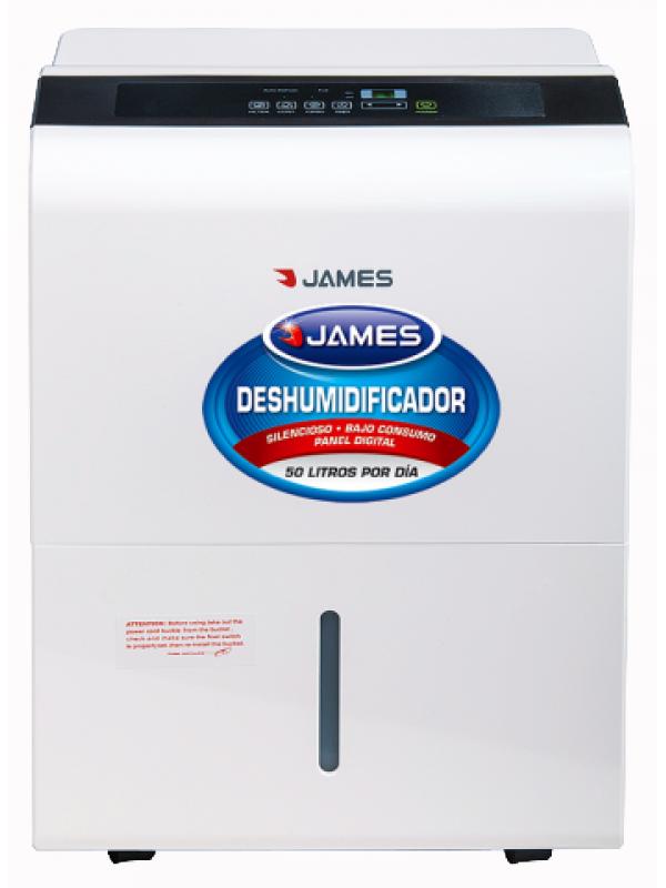 Deshumidificador  James C/Panel Digital