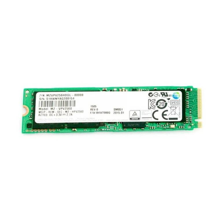 Disco Solido 256GB SSD Interno M.2 NVMe PCIe