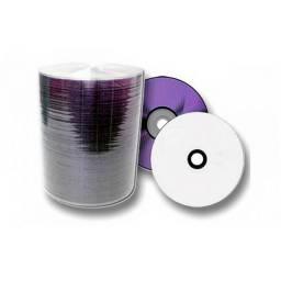 DVD-R 16X Dinam Printable Blanco Bulk  x100 Unidades