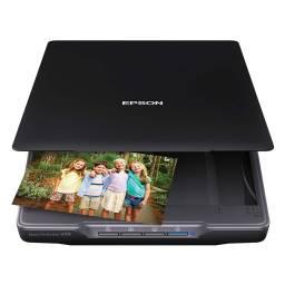 Escáner Epson Perfection V39 Color 4800dpi Interfaz Usb