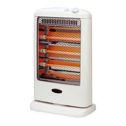 Estufa Halógeno James CHE-1200 1200W 3 Temperaturas