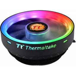 Fan Cooler Gamer Thermaltake UX100 5V ARGB LED 1800rpm 65w