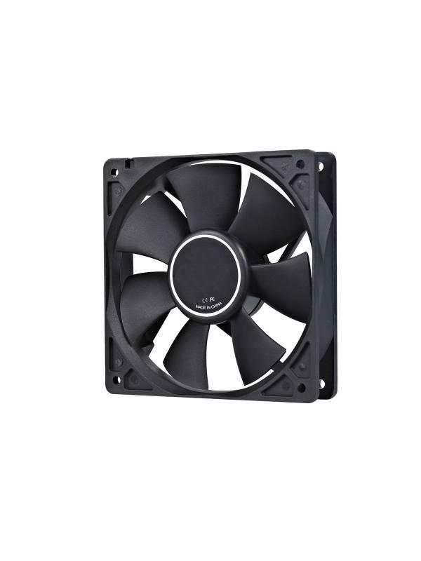 Fan Deepcool 12 Cm x 12 Cm Negro