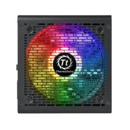 Fuente Gamer Thermaltake RGB GX1 500w ATX 80 Plus Gold 115vac