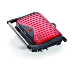 Grill Eléctrico Multi Propósito Cuori Draco 750w Rojo