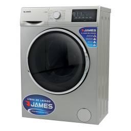 Lavarropa James LR 1008 S 6KG 15 Programas Silver