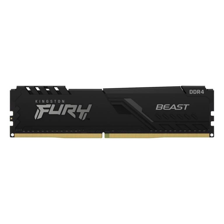 Memoria Ram 8GB DDR4 Kingston Fury 2666MHz
