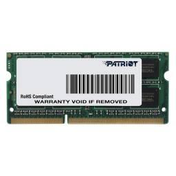 Memoria Ram 8GB Patriot Signature DDR3 1600Mhz Sodimm