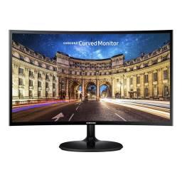 Monitor Samsung 27 Pulgadas Full HD Curvo HDMI VGA