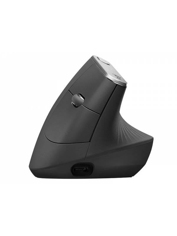 Mouse Logitech Vertical Anti Lesiones Ergonomico