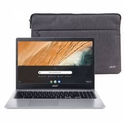 Chromebook Acer Dualcore 2.6Ghz 4gb 32gb eMMC 15.6 HD Chrome OS
