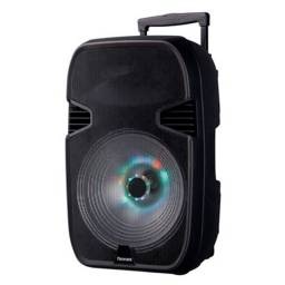 "Parlante Microsonic 12"" 50W Bluetooth USB SD"