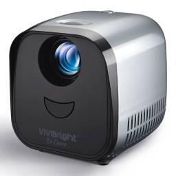 Proyector Mini Vivibright VGA a 4K 1000 lumenes Led 480p