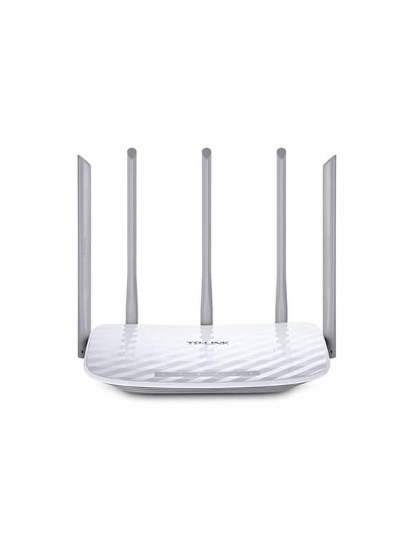 Router WiFi Tp-Link Ac1350 Archer C60 doble banda NNET