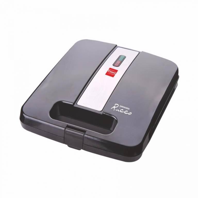 Sandwichera Electrica Cuori Ricco 3215-B 1200W