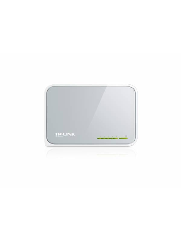 Switch Tp-Link 5 Bocas Sf1005D 10/100