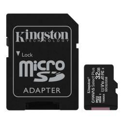 Tarjeta de Memoria Micro SD Kingston Canvas 32Gb