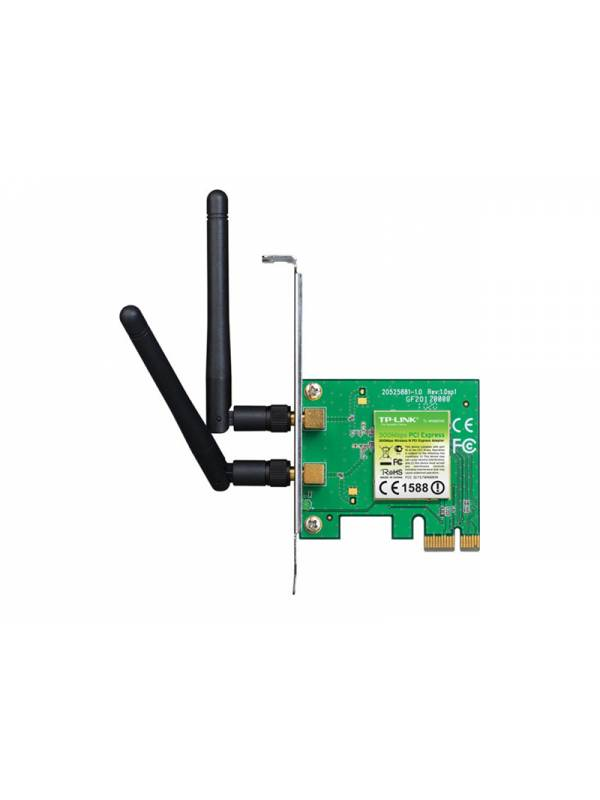 Tarjeta de Red Pci-E WiFI Tp-Link Tl-Wn881Nd 300M NNET