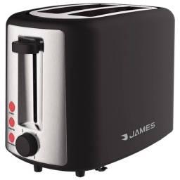Tostadora James 2 Rebanadas 800W 6 Niveles Temporizador