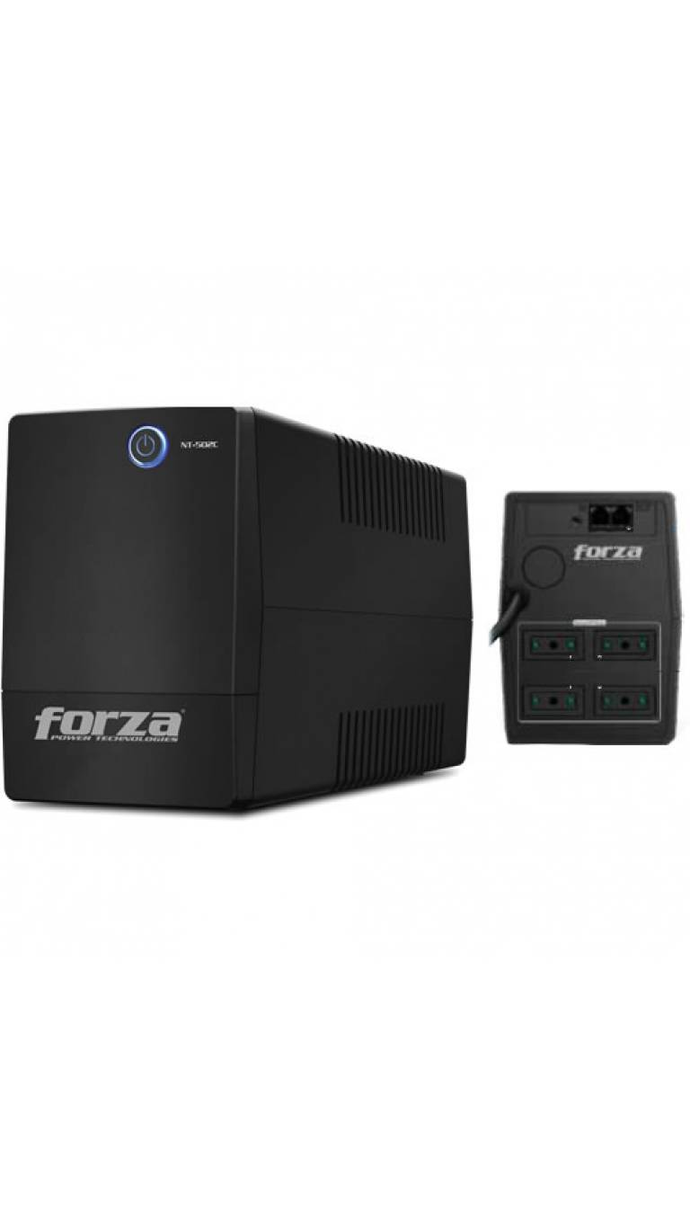 Ups Forza Serie Nt-502C 500Va 250W 4 Out 220V NNET